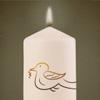Kerze für Petra für